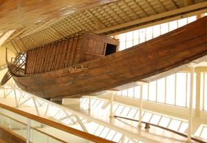 クフ王の太陽の船