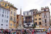 The Piazza della Rotonda