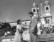 映画「ローマの休日」の印象的なシーン